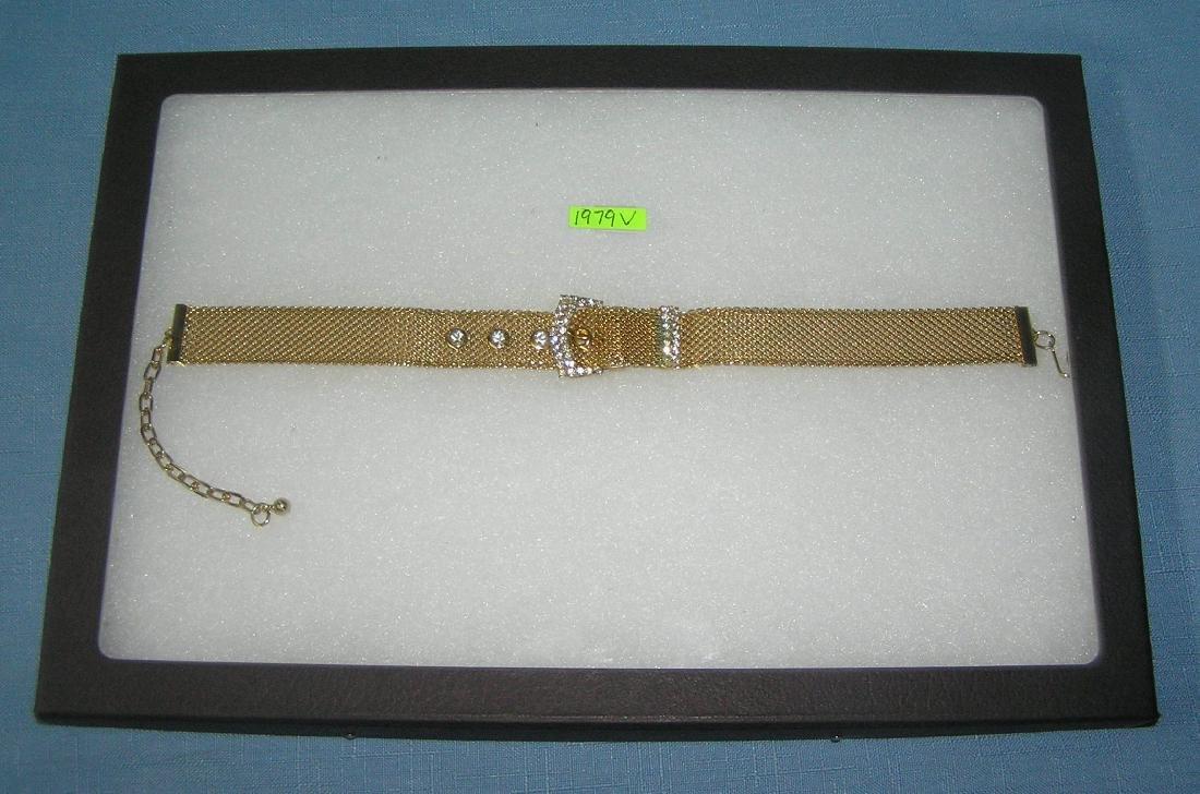 High quality belt shaped choker