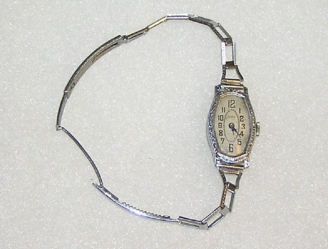 Platinum style Venice brand ladies' wrist watch