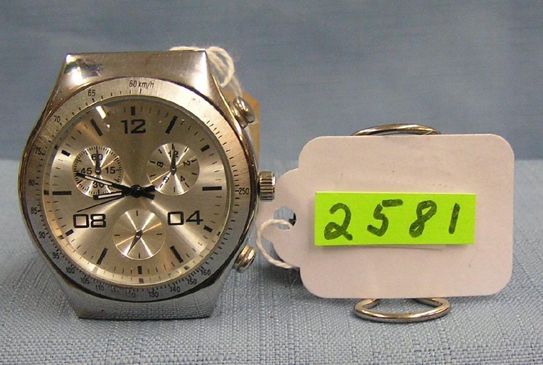 Modern style quality wrist watch