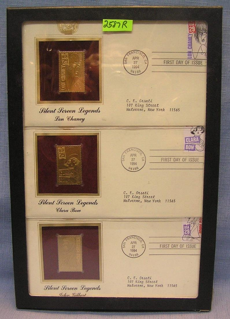 Group of vintage first day covers