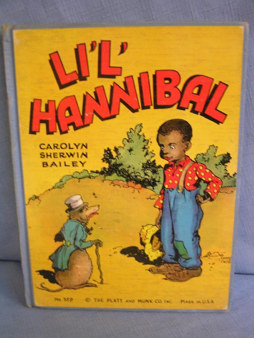 Li'l' Hannibal Black Americana children's book