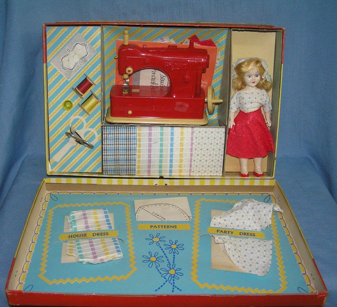Little Miss Seamstress sewing kit