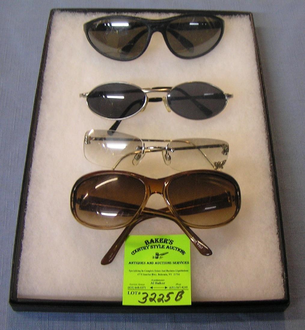 Collection of vintage eyewear inc. Nine West