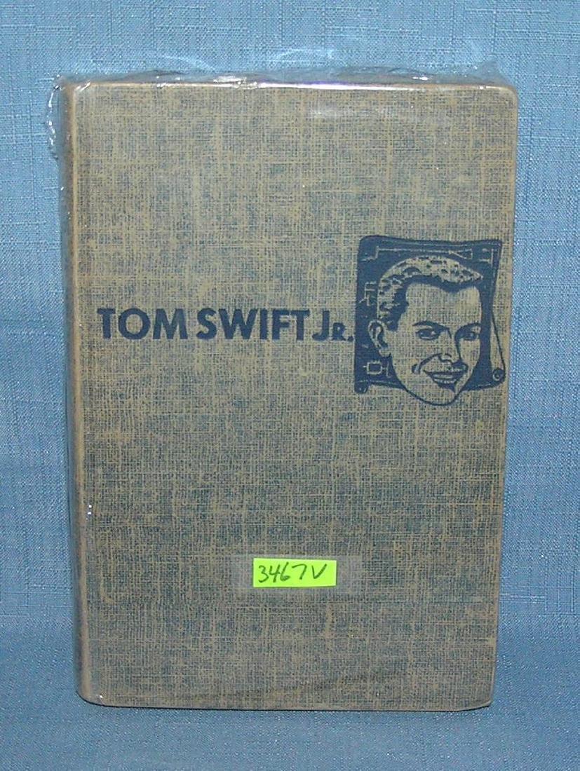 Tom Swift Jr. 1954 first edition