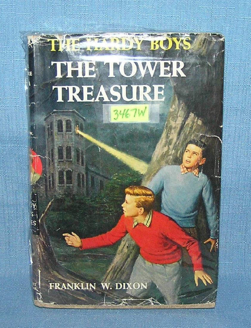 The Hardy Boys The Tower Treasure 1959