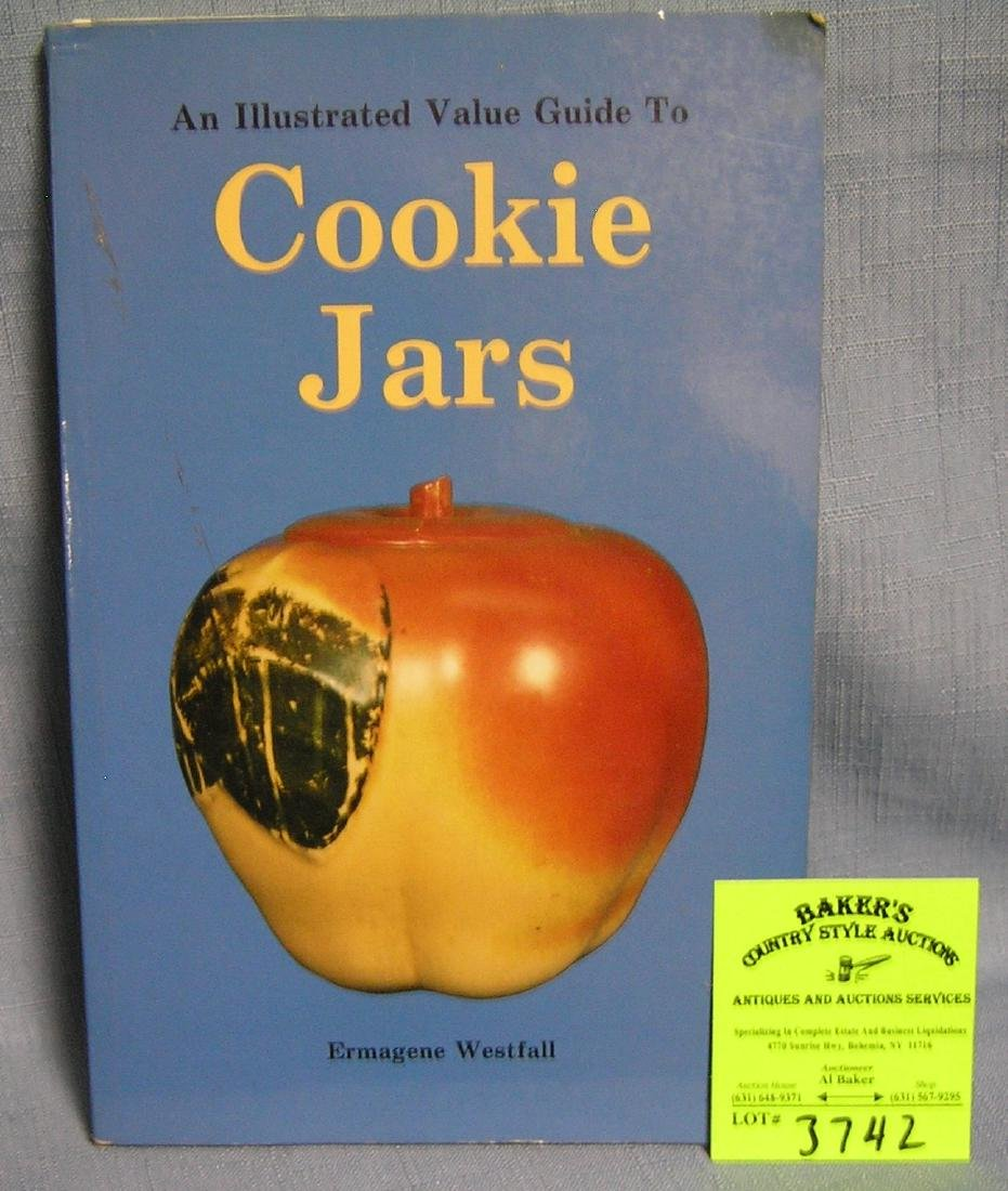 Collectible cookie jars ID and value guide