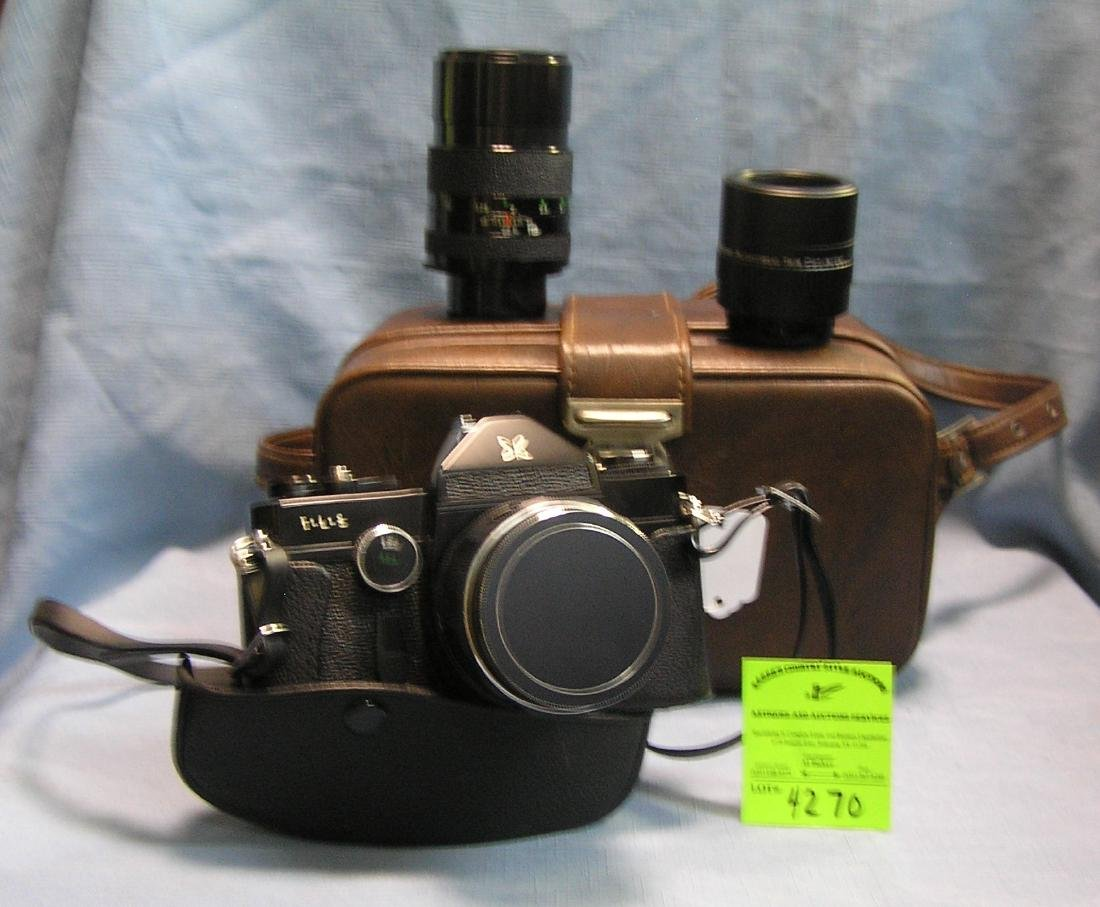 Professional quality 35mm camera kit