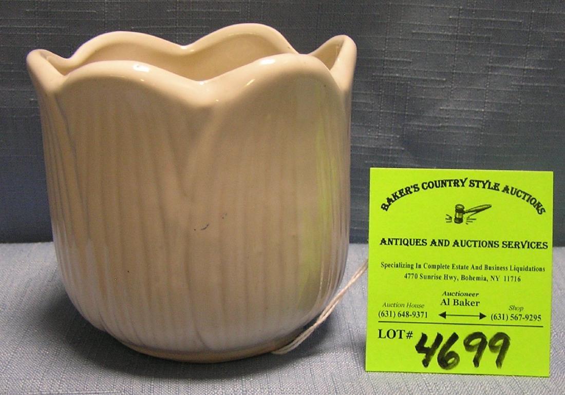 Flower shaped flower vase