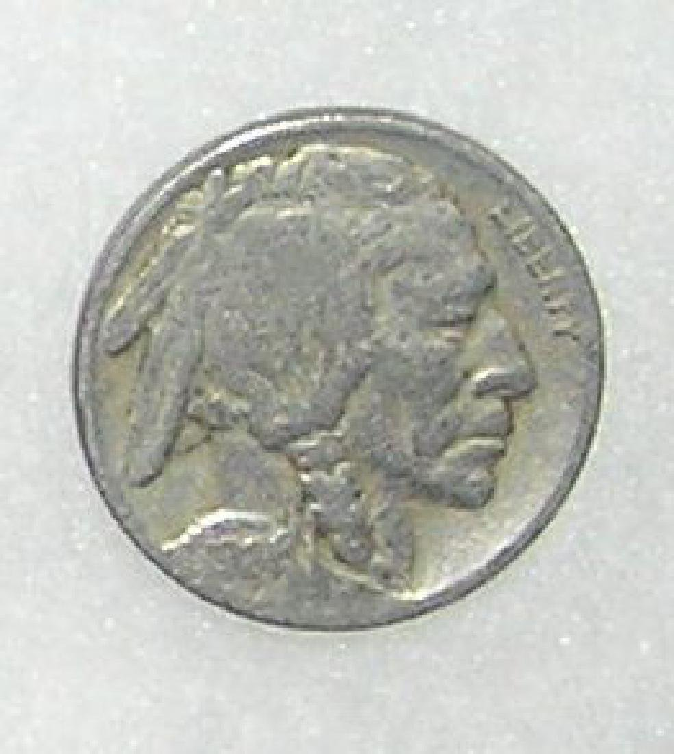 Group of Early Buffalo Nickels