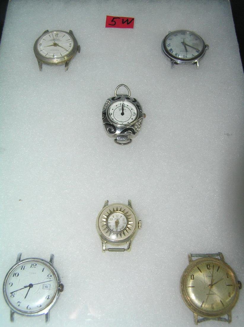 Collection of wrist watches