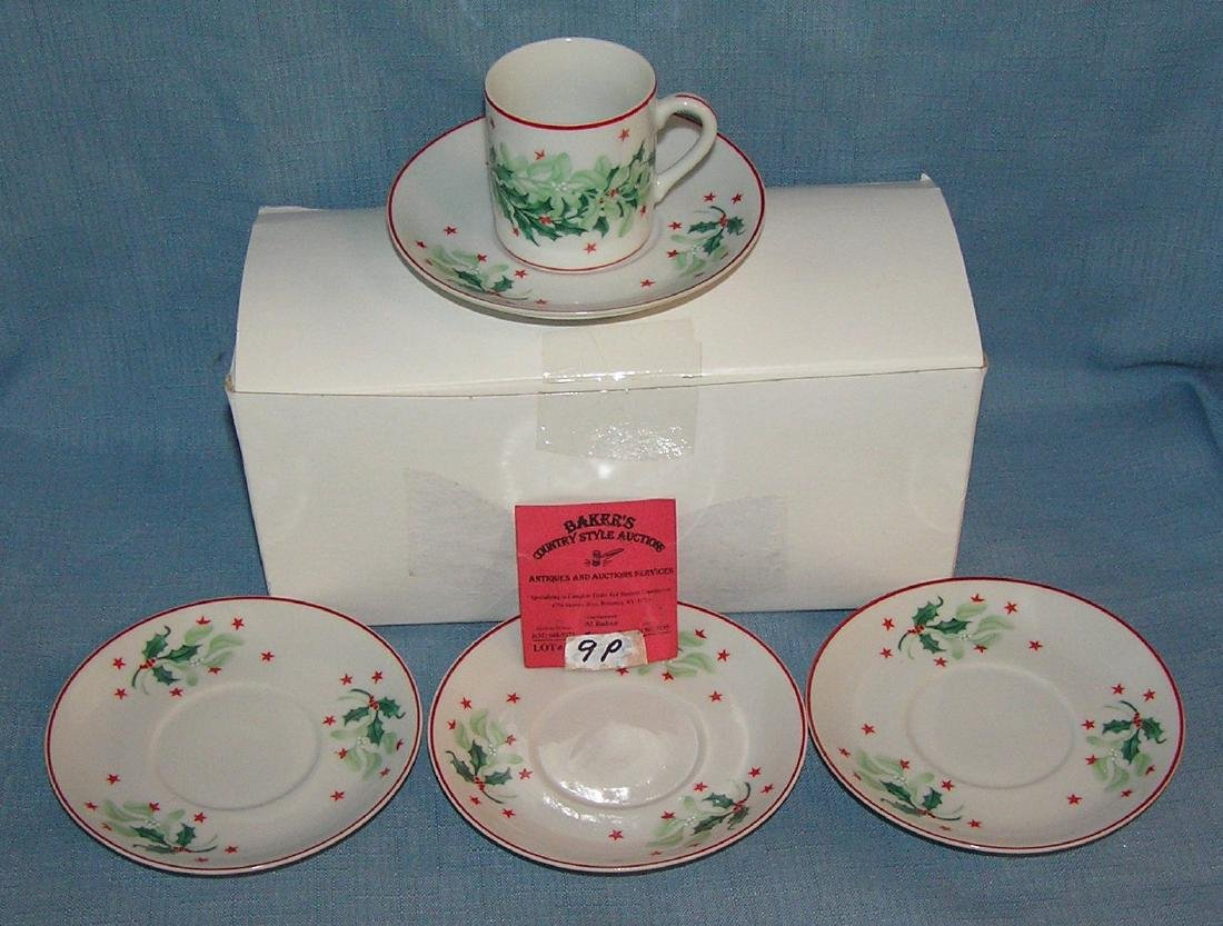 Nieman Marcus cup and saucer set