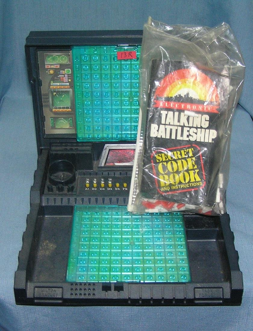 Talking Battleship game