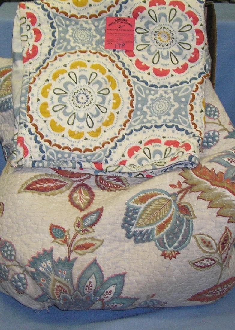 Quality style bed cover and pillow case