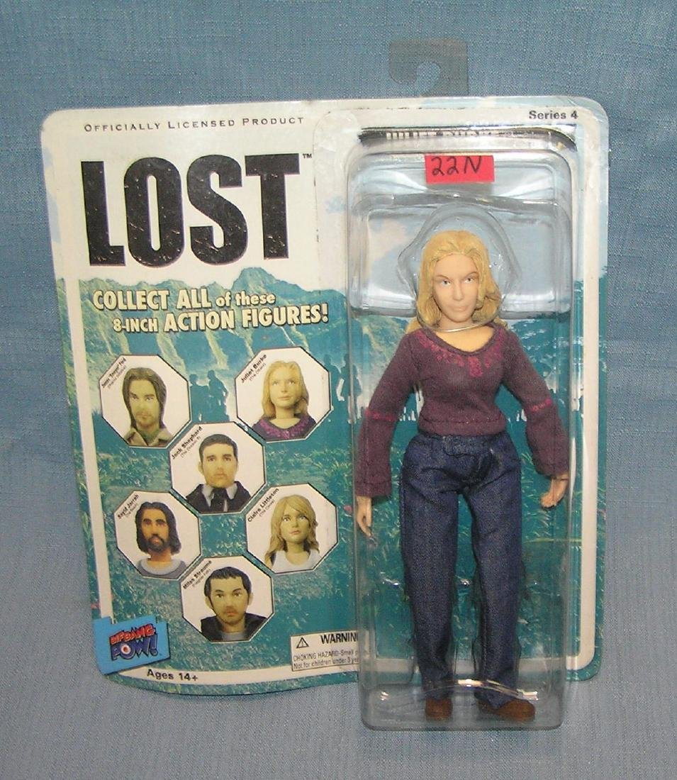 LOST Juliete Burk action figure