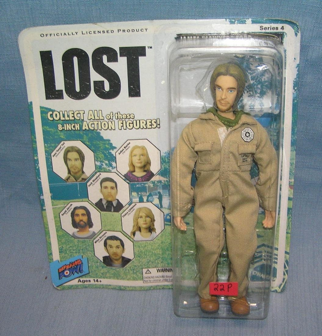 "LOST James ""Sawyer"" Ford action figure"