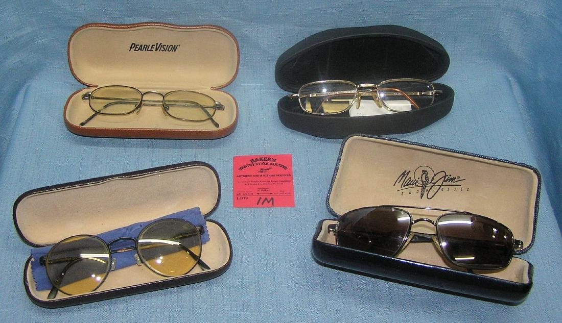 Collection of quality eyewear
