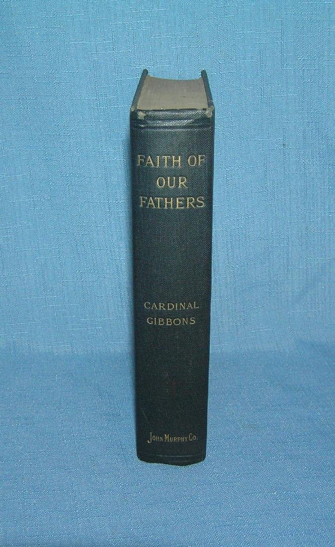 Faith of our Fathers by Cardinal Gibbons