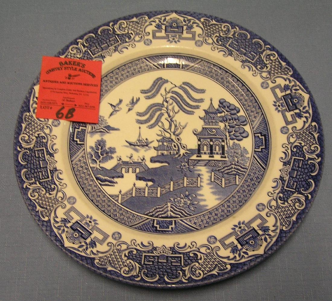 Royal Staffordshire Asian decorated platter