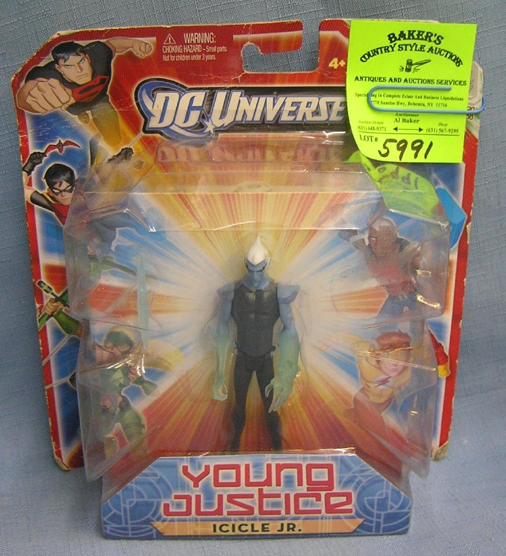 DC Universe action figure Young Justice