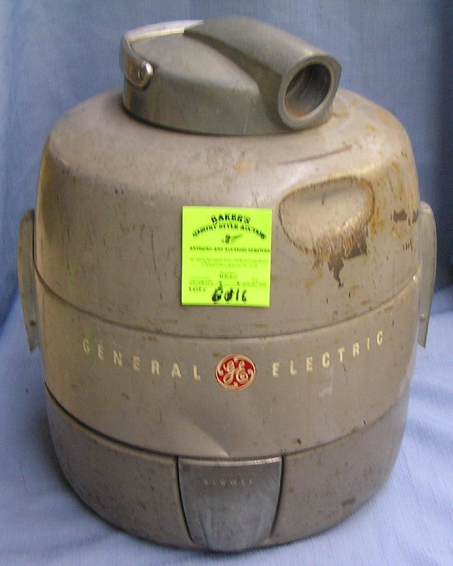 Antique General Electric Vacuum Cleaner