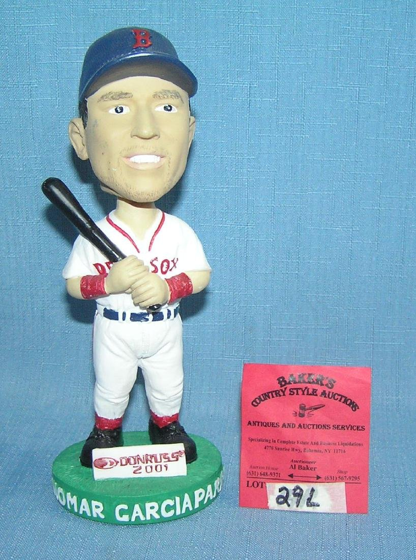 Boston Red Sox Nomar Garciaparra bobble head doll