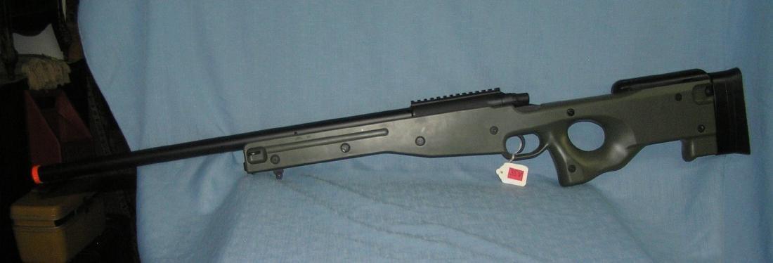 Airsoft shot gun style BB rifle