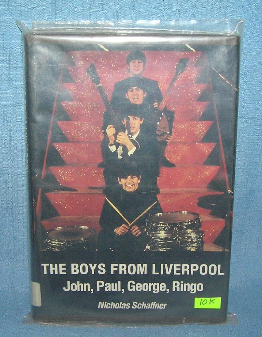 The Boys from Liverpool  by Nicholas Schaffner