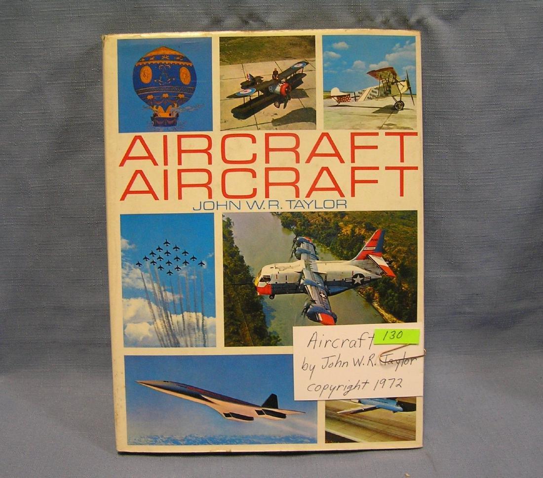 Vintage Aircraft book by John Taylor