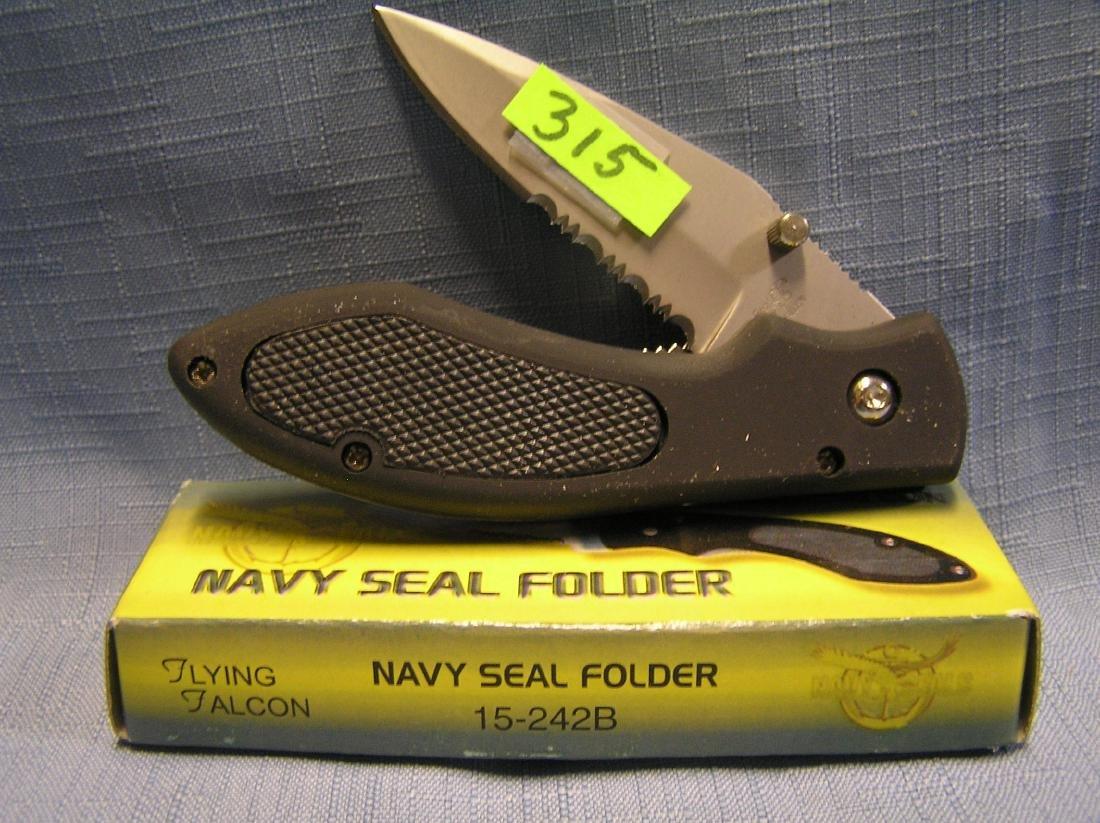 Navy Seal Folding pocket knife