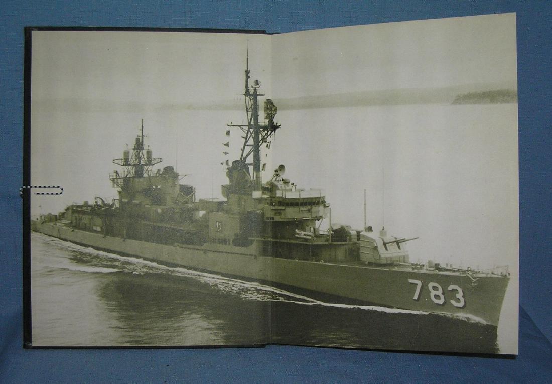 Original Vietnam USS Gurke DD783 officer's and crew