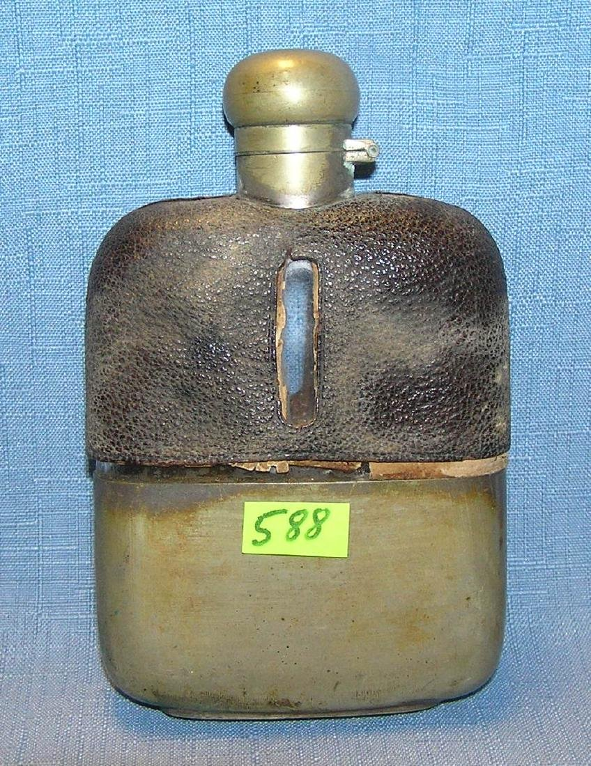 WWII Military soldier flask