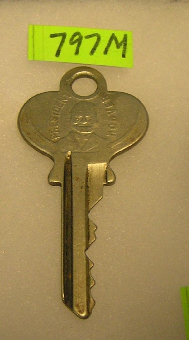 Herbert Hoover promotional presidential key