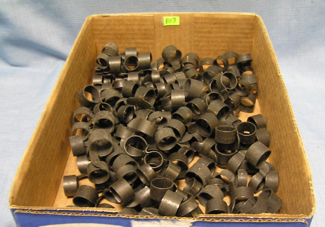 Large box of ammo / bandolier clips