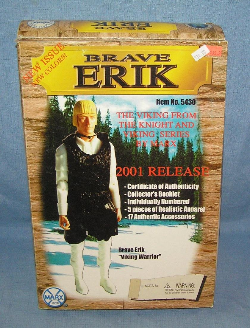 Brave Erik from The Knight and the Viking series