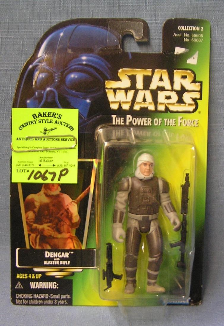 Vintage Star Wars action figure: Den Gar