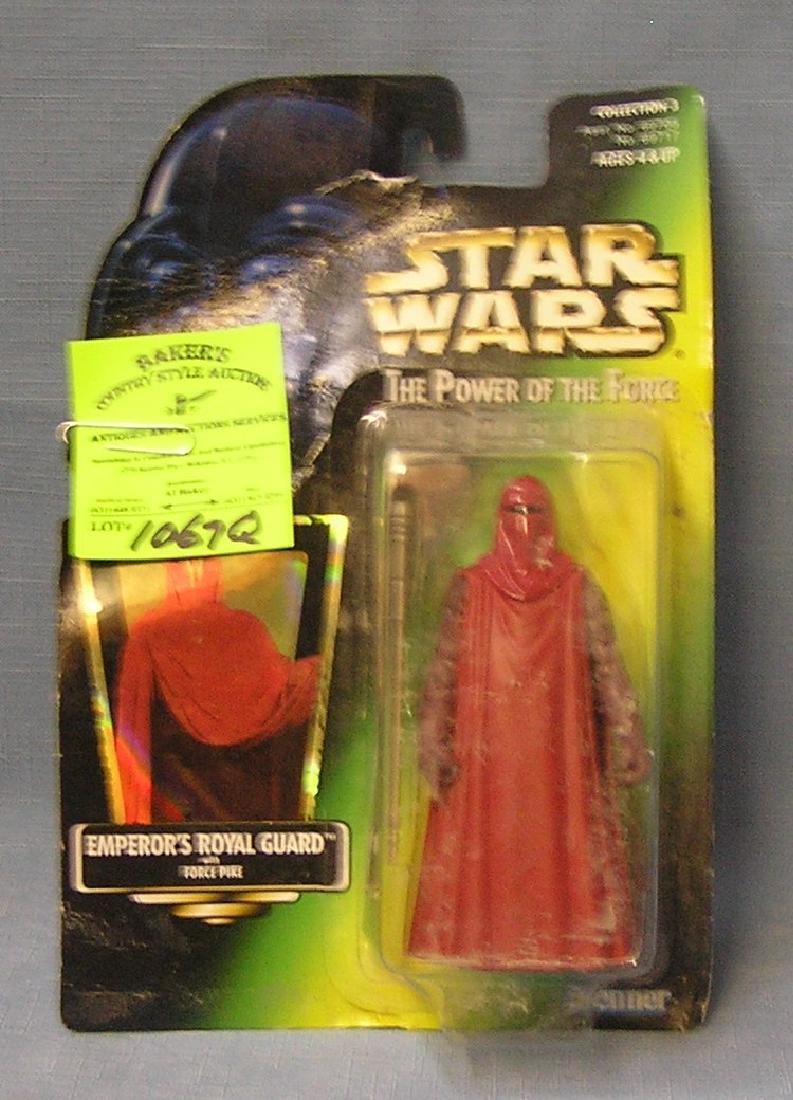 Star Wars action figure: Emperors Royal Guard