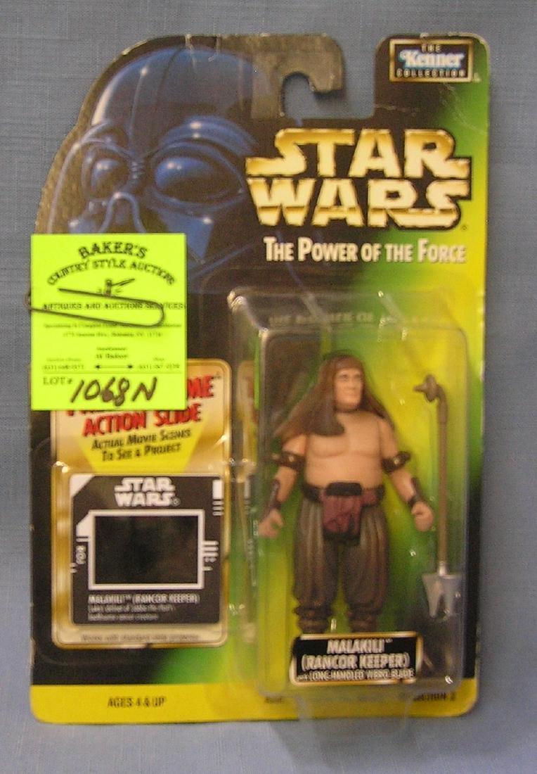 Vintage Star Wars action figure: Malakili