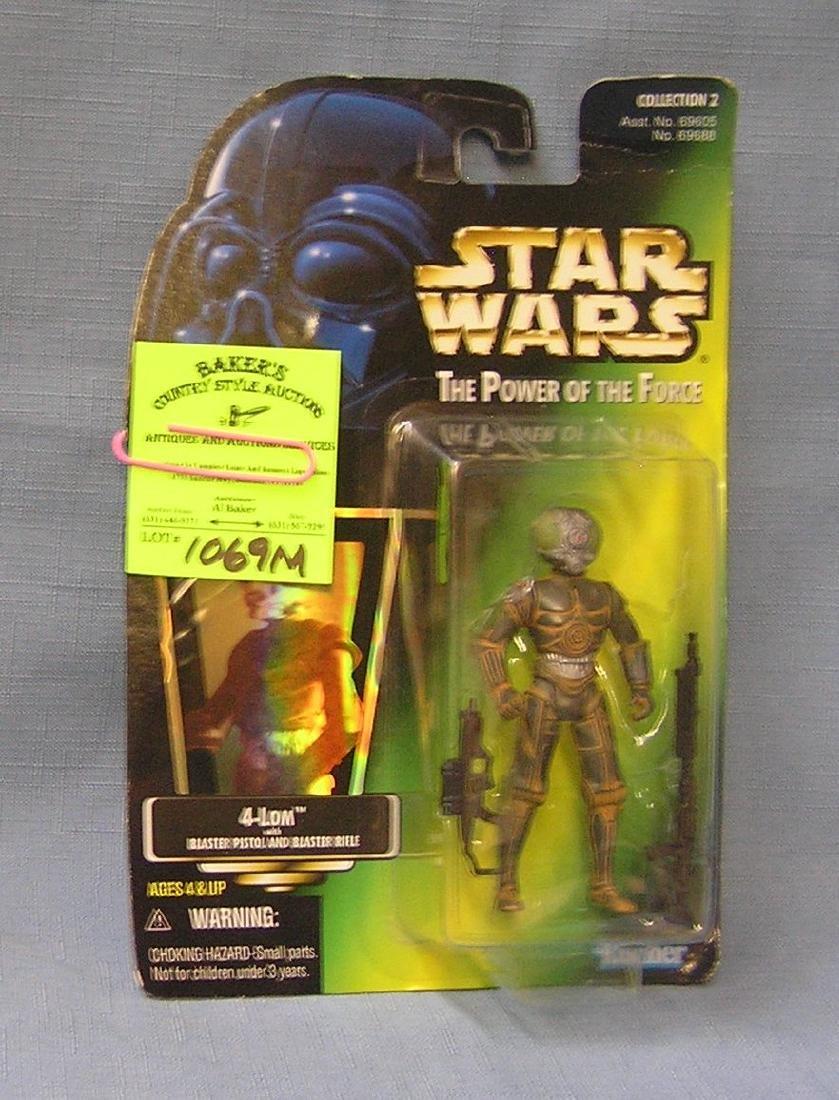 Vintage Star Wars action figure: 4-Lom