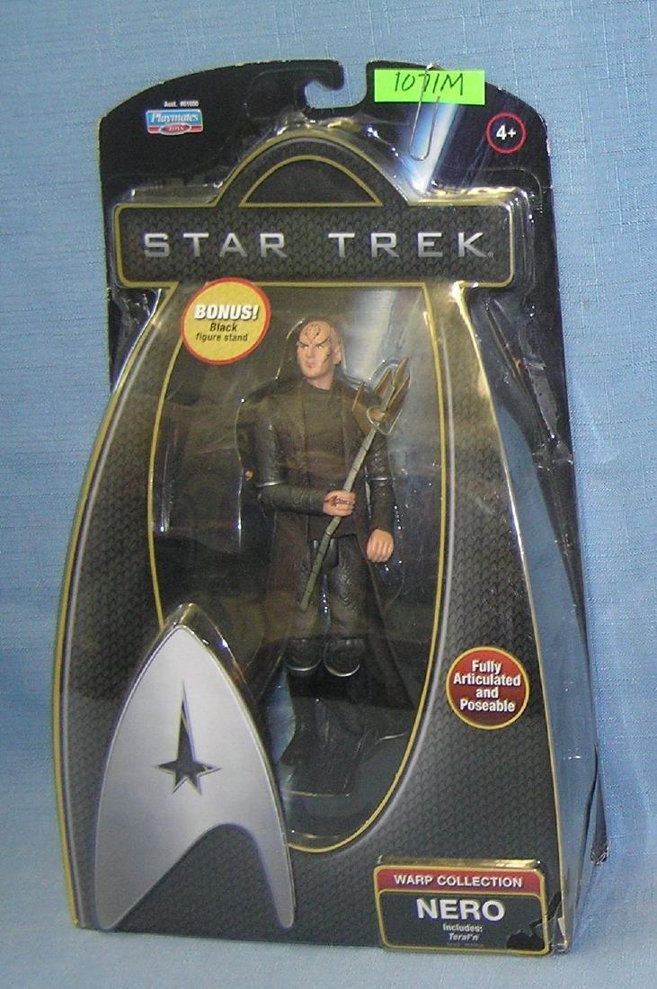 Vintage Star Trek action figure
