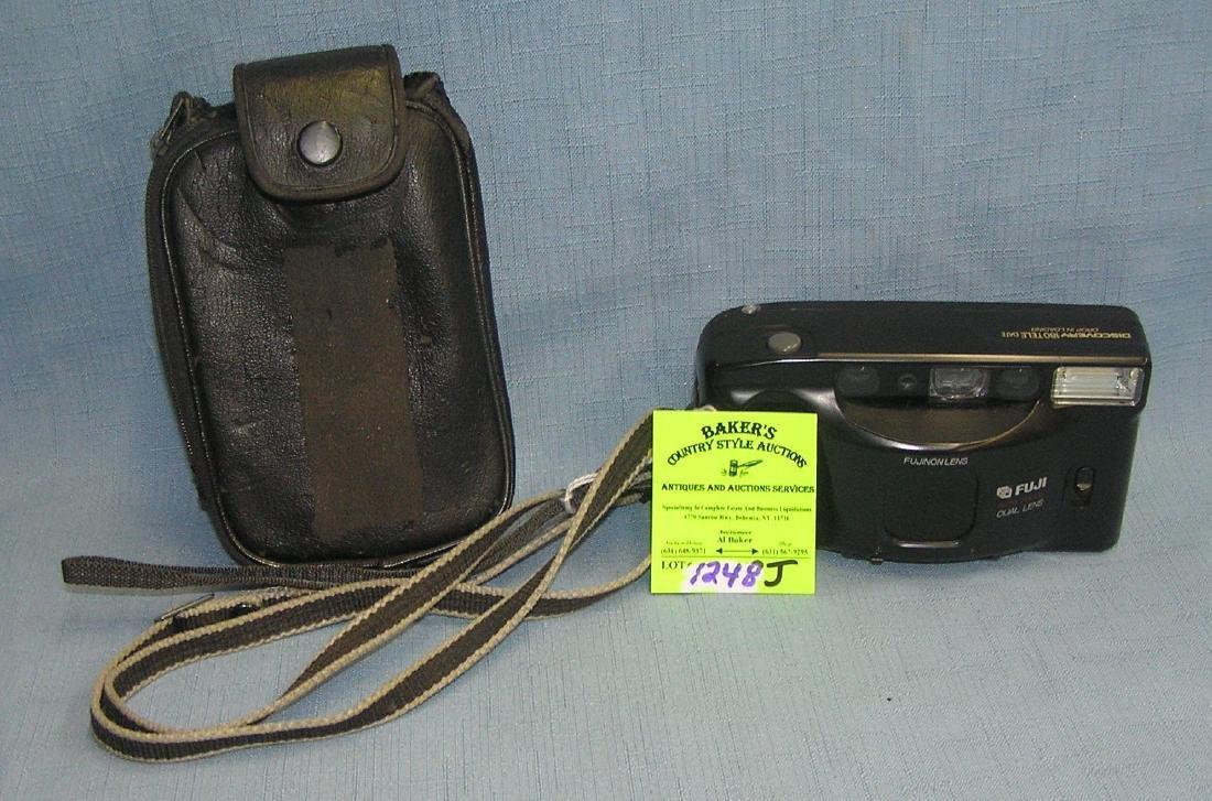 Fuji Discovery auto focus dual lens camera