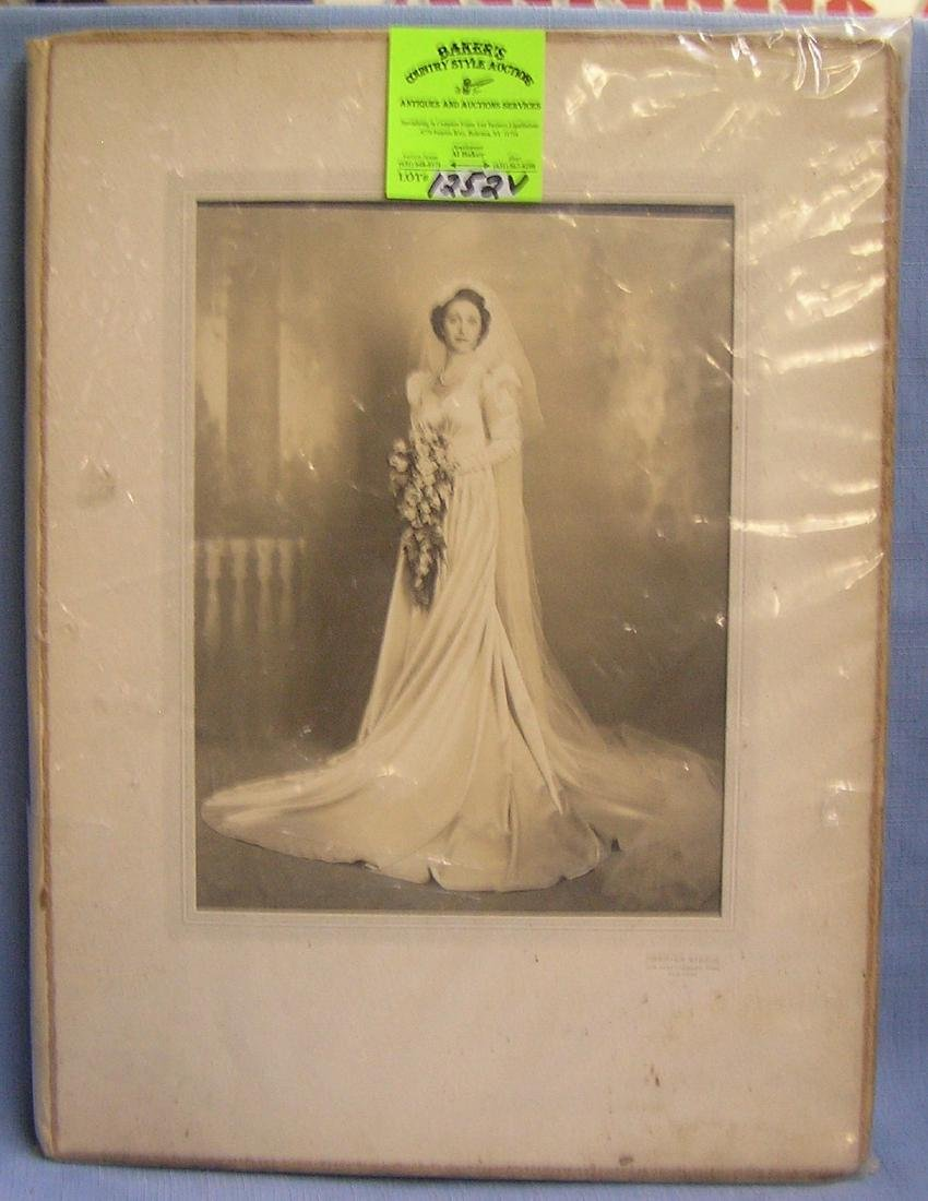 Group of antique and vintage photos