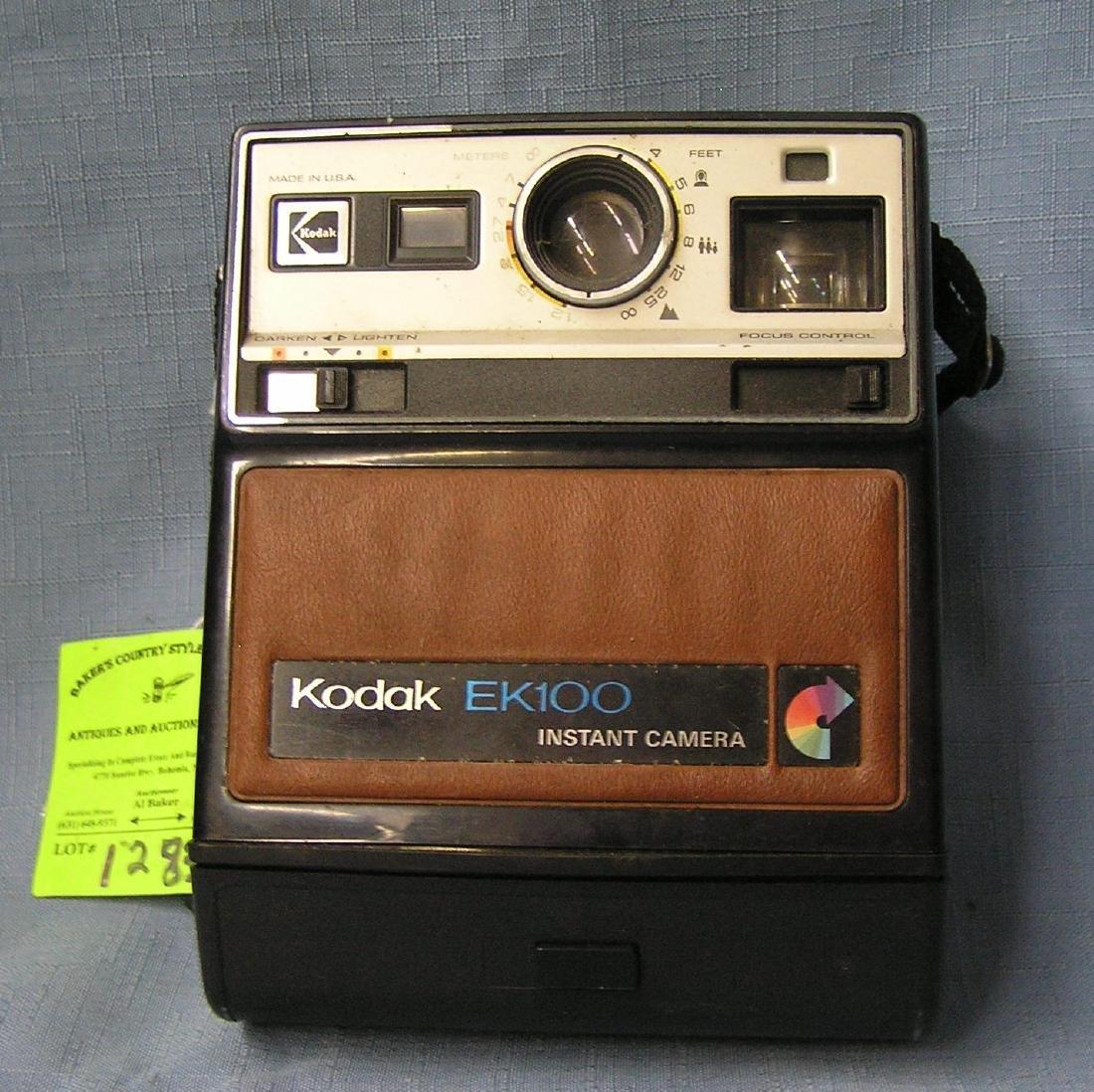 Vintage Kodak EK instant camera