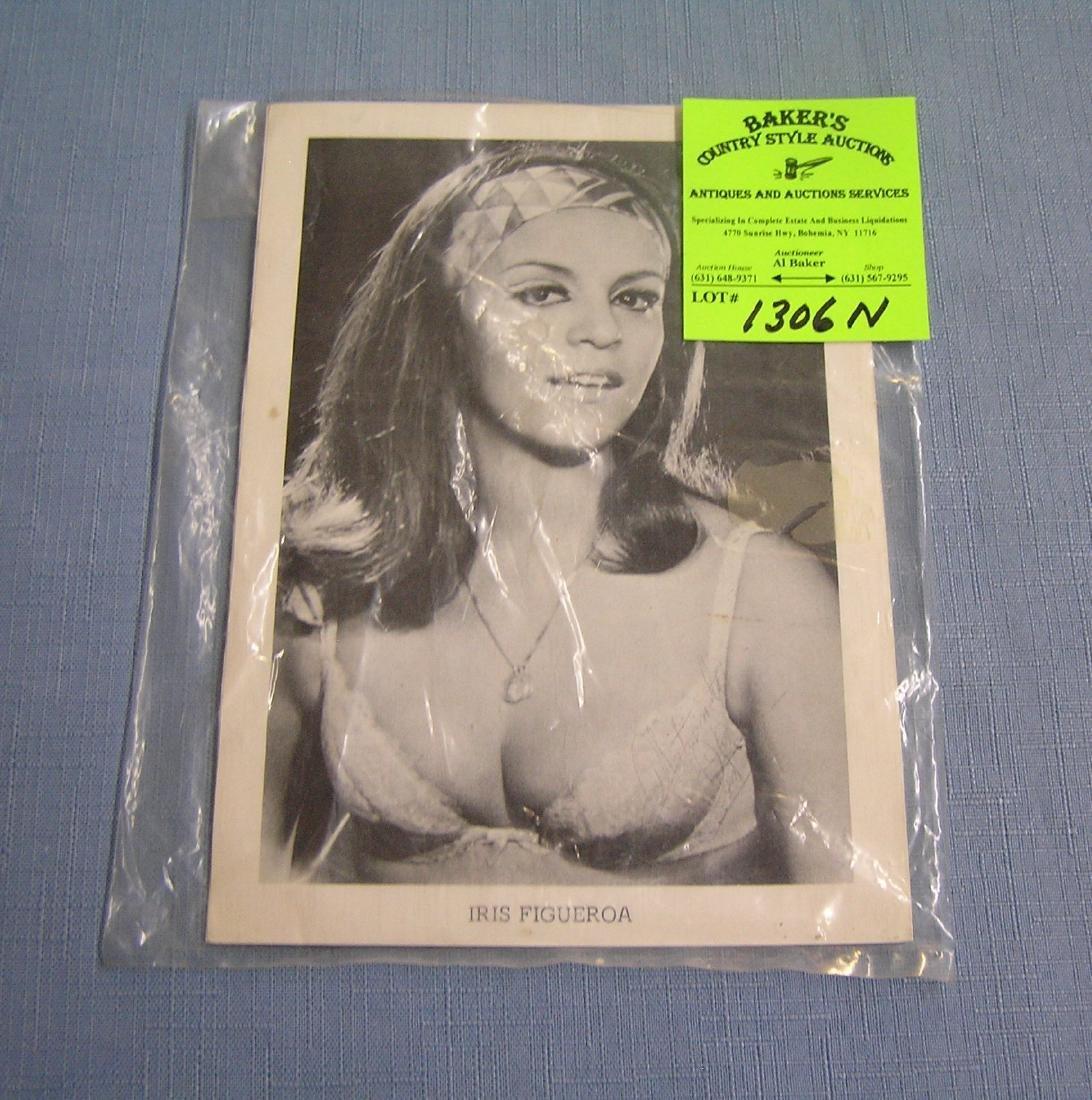 Group of vintage erotica photos