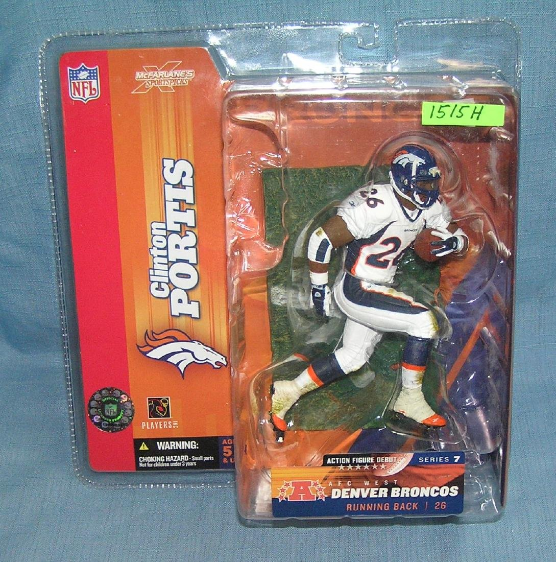 Clinton Portis football sports figure