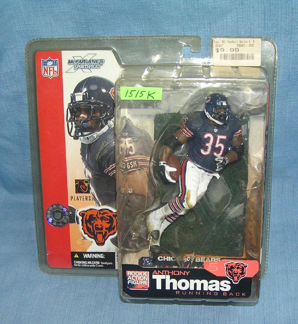Anthony Thomas football sports figure