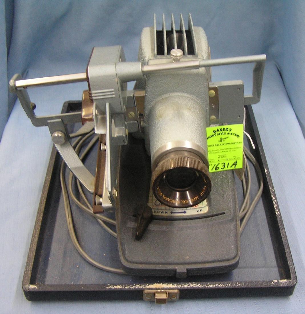 Vintage Golde chromatic 300 slide projector