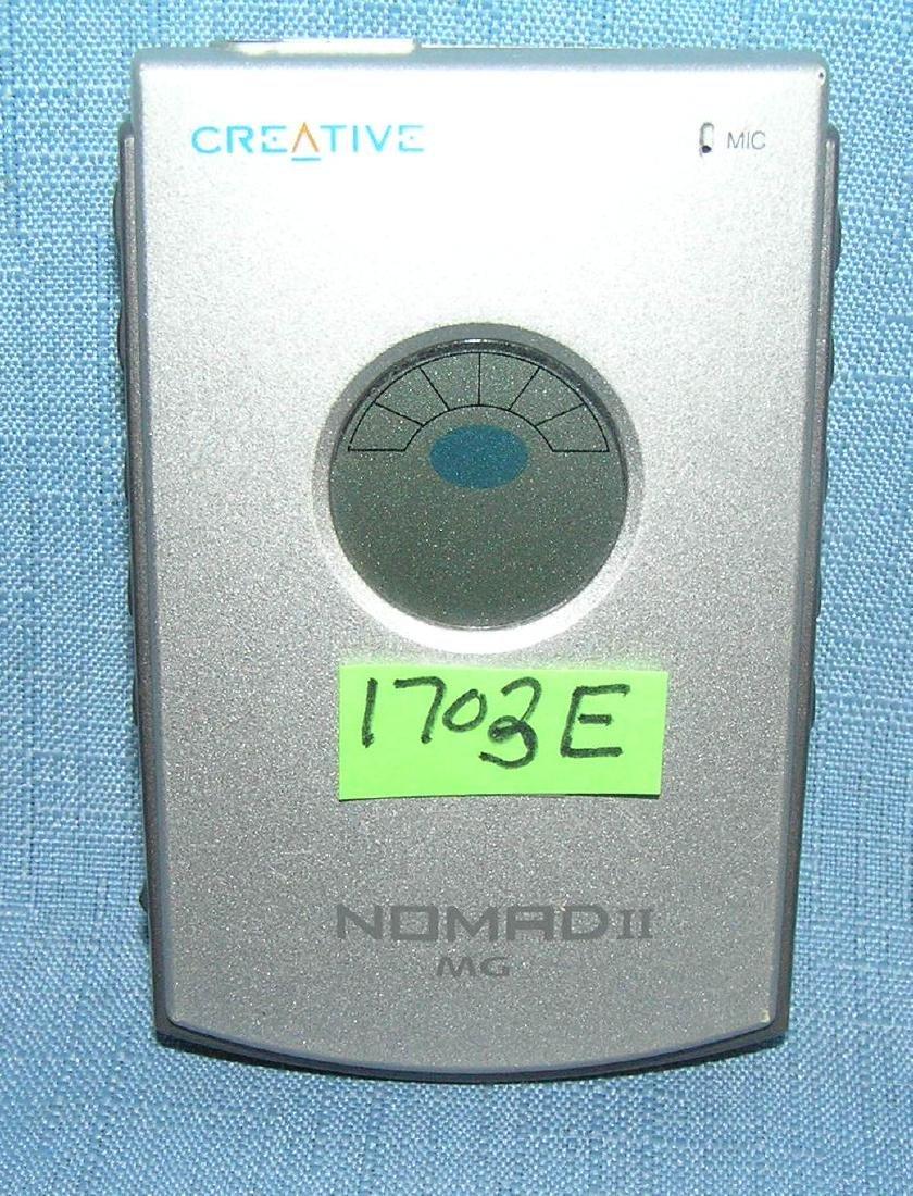 Nomad 2 electronic device