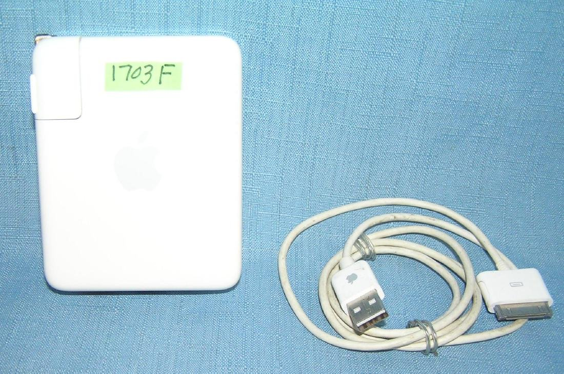 Apple airport express base station electronic device
