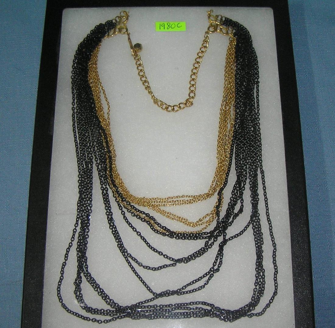 Vintage 1950's necklace
