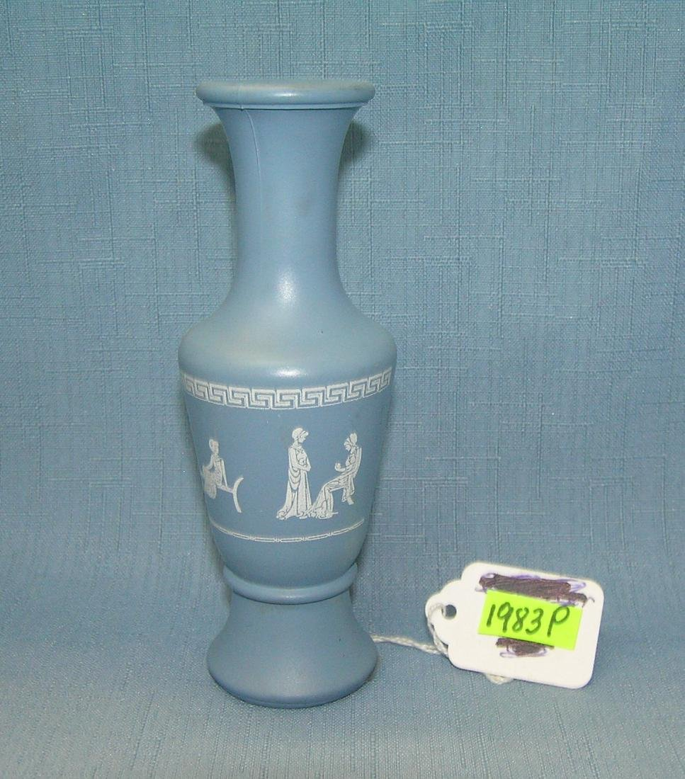 Wedgwood style vase